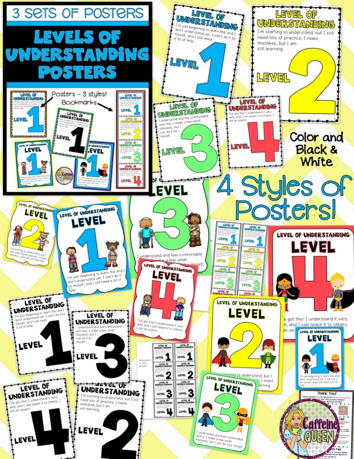 Decorate your classroom for Back to School with these useful posters!