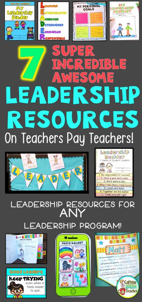 leadership resources for students