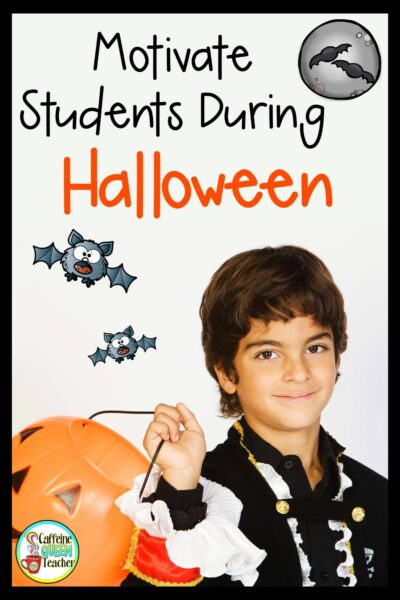 Keep students motivated and engaged during fall and Halloween