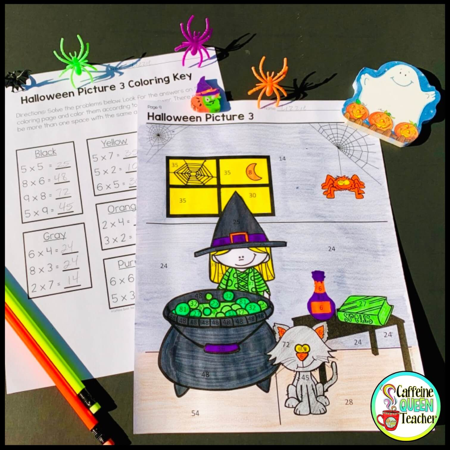 halloween-math-worksheets-multiplication-addition-subtraction-set