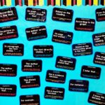 writing-stems-to-cite-text-evidence-black-posters