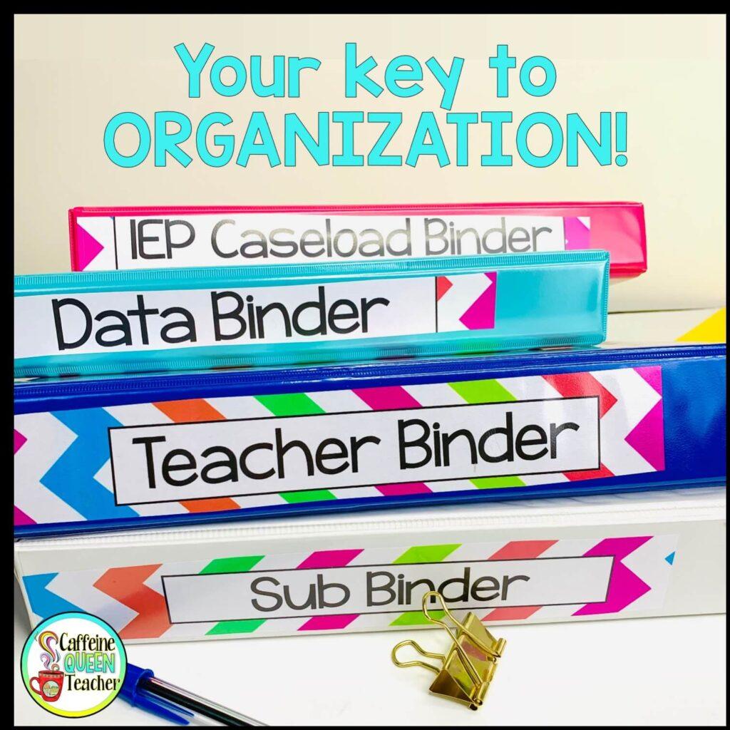 using-binders-to-organize-teaching-binders
