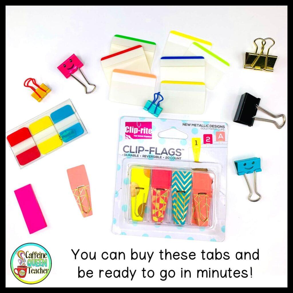 supplies-you-need-to-make-a-teacher-binder