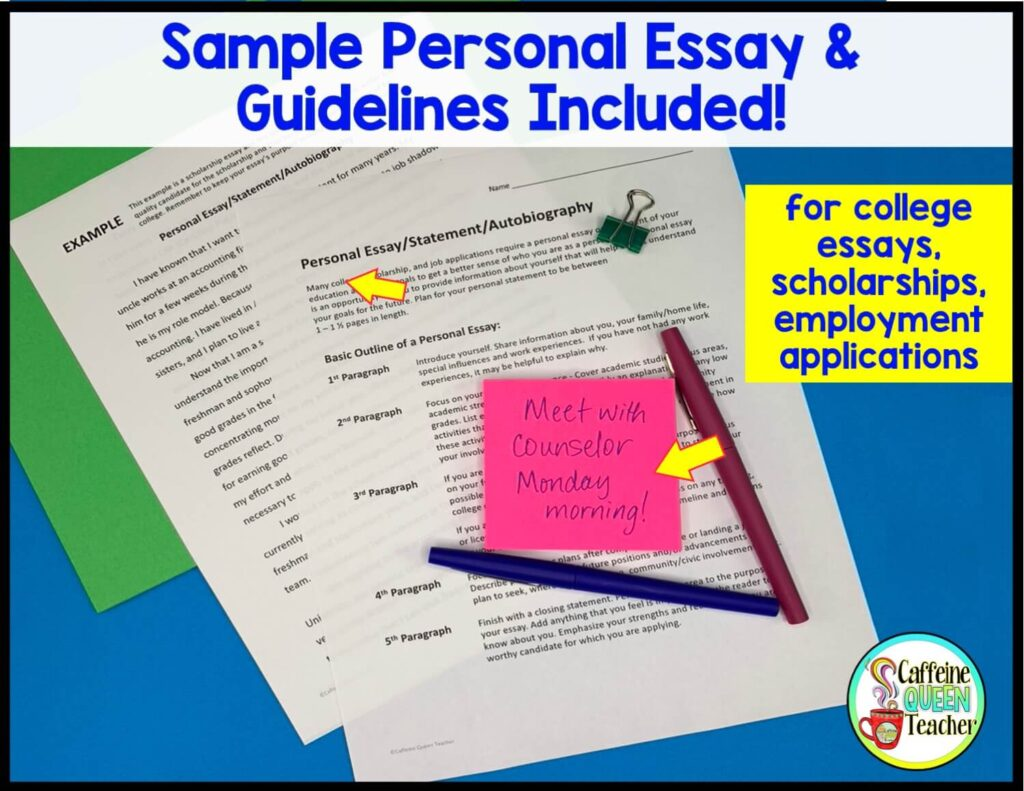 college-essay-sample-and-guidelines-are-included